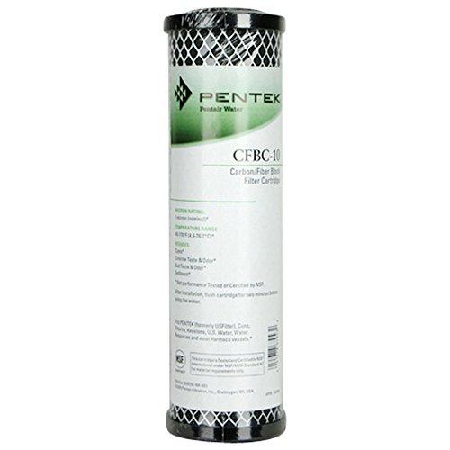 Pentek CFBC-10 Fibredyne Carbon Block Water Filter by Pentek