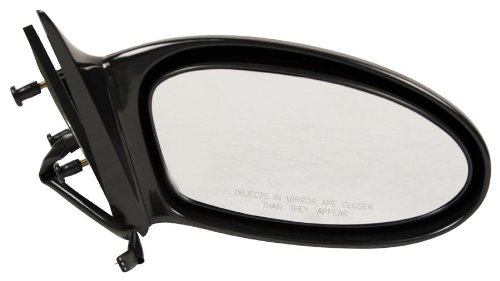 OE Replacement Pontiac Grand Passenger Side Mirror Outside Rear View (Partslink Number GM1321257) (2003 Pontiac Grand Am Side Mirror compare prices)