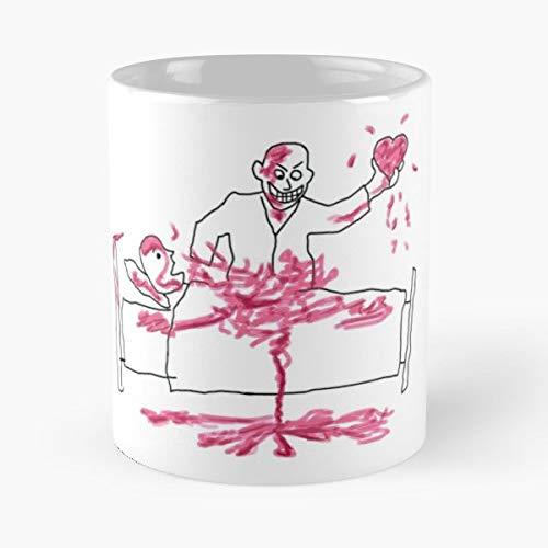 Buffy The Vampire Slayer Btvs Hush Best Gift Ceramic Coffee Mugs