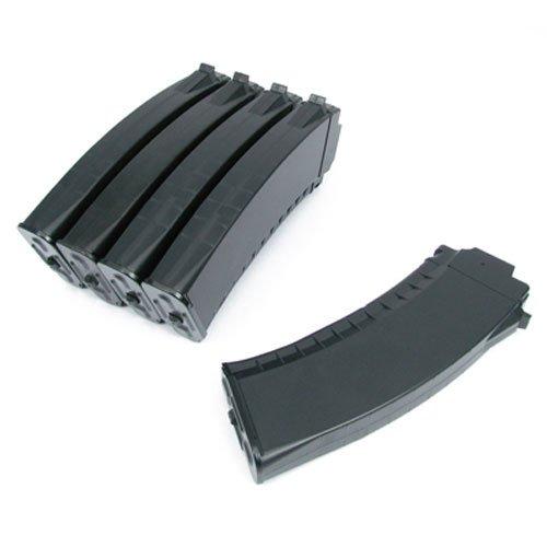 【訳あり】 キングアームズ 110rounds Mag Box AK Set for Marui Blowback AK KAMAG36V Marui KAMAG36V B00GTD7GOK, 越後新潟 ギフトショップハクシン:f2732aaa --- asindiaenterprises.com