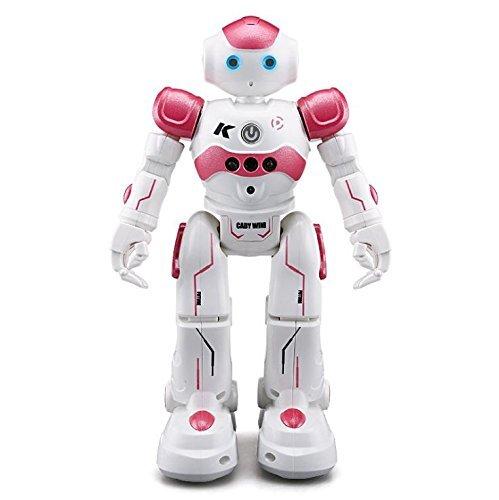 pink robot toy - 2