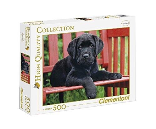 Clementoni The Black Dog Puzzle (500-Piece)