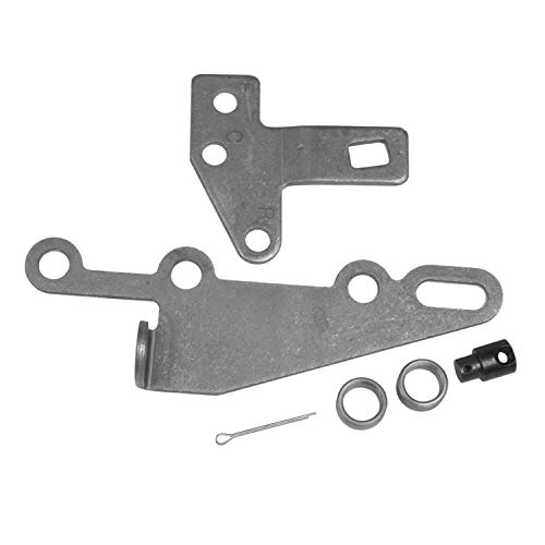 B&M 35498 Bracket And Lever Kit (Best Shifter For Th350)