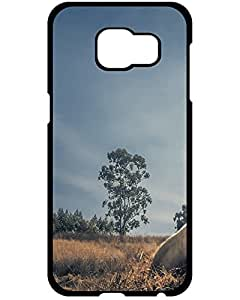 New Style Samsung Galaxy S6/S6 Edge Case, Ultra Hybrid Hard Plastic Iphone 5C Case Cover, Amazing King of beasts Graph Phone Accessories 4039818ZE350639395S6