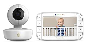 Motorola Mbp36xl Portable Color Screen Video Baby Monitor