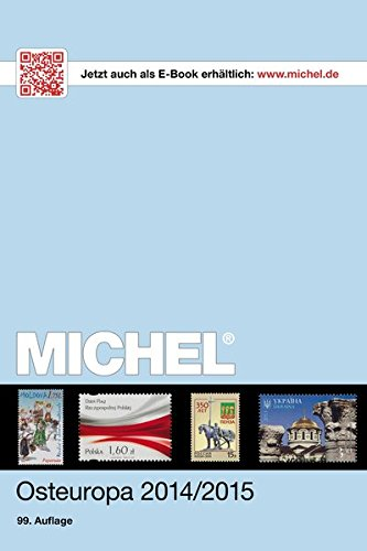 MICHEL-Katalog Osteuropa 2014/2015 (EK 7): in Farbe