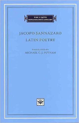 Book Latin Poetry (I Tatti Renaissance Library) (The I Tatti Renaissance Library)
