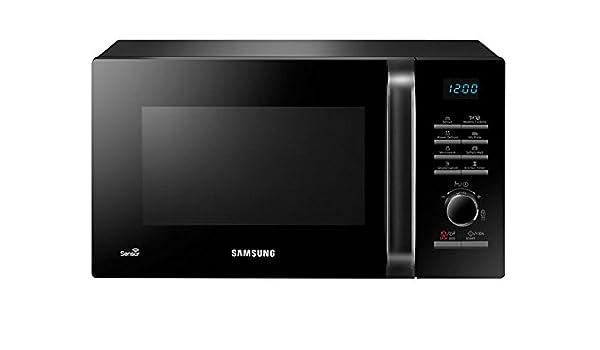 Samsung MS23H3125FK Encimera 23L 800W Negro - Microondas (Encimera ...