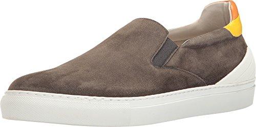 Emporio Armani Medan Slip-on Sneaker Pietra