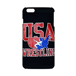 3D Case Cover USA Wrestling Phone Case for iPhone6 plus