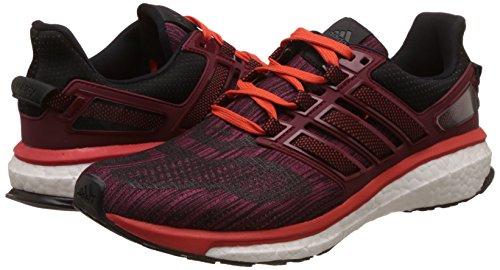 adidas Energy Boost 3 M, Zapatillas de Deporte Para Hombre Negro