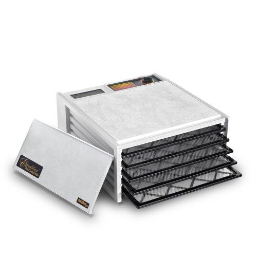 Excalibur EXD500W 5 Tray Dehydrator, White 41AlF0cOHgL