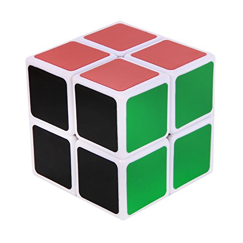 Lanlan 2x2x2 Speed Cube, White