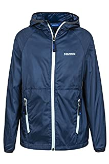 Marmot Ether Boys' Lightweight Hooded Windbreaker Jacket, Vintage Navy (B075L667CL) | Amazon price tracker / tracking, Amazon price history charts, Amazon price watches, Amazon price drop alerts