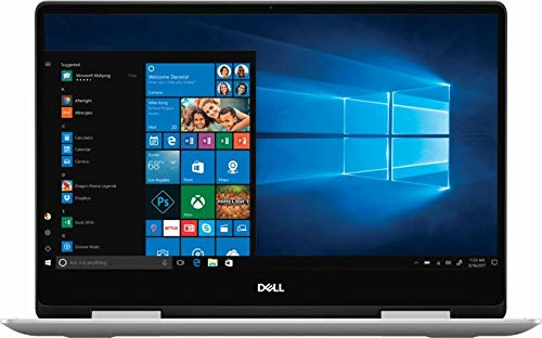 Dell Inspiron 13 2-in-1 7386-13.3″ FHD Touch – i5-8265U – 8GB – 256GB SSD – Silver, Model:dell i7386-5038slv-pus