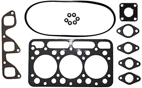 Upper Gasket Kit Set for KUBOTA D1402 3D85 Replaces OEM 07916-24365