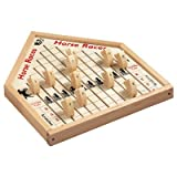 Wooden Horse Races Game