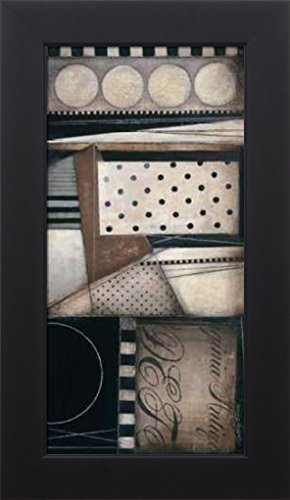 8x16 Fancy Letters II by Poloson, Kimberly: Studio Black POL-209