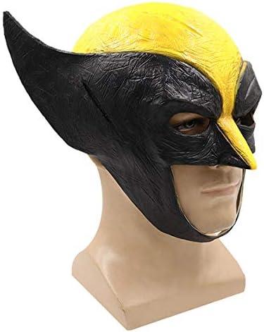 XWYZY Halloween masker Latex Gezichtsmasker Cosplay Kostuums Mannen Halloween Maskerade Fancy Party Props Mode Maskers Capuchon Masque