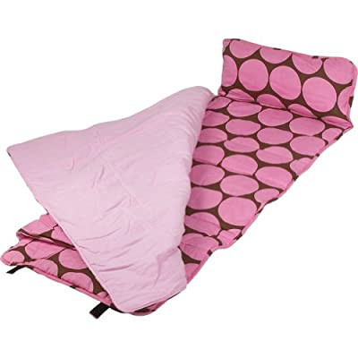 Wildkin Big Dots - Pink Nap Mat