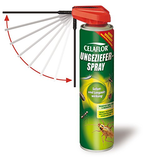 Celaflor 1415 Ungeziefer-Spray, 400 ml