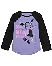 Jumping Beans Toddler Girls 2T-5T Vampirina Thing Graphic Tee