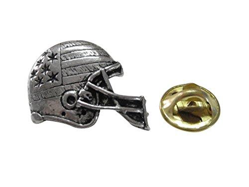 - Kiola Designs Football Helmet Lapel Pin