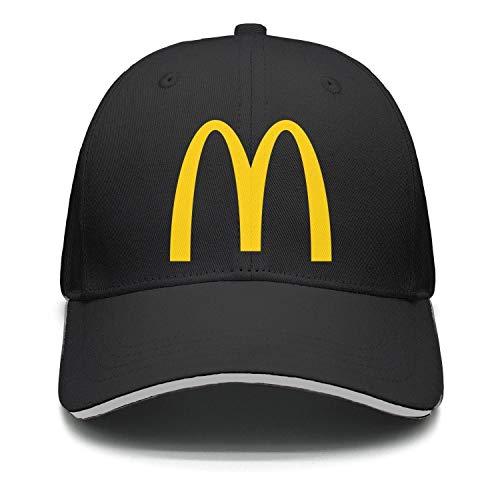 ftuyuy erett Unisex Delicious-Burger- Custom Caps Baseball Hat