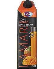 عصير كوكتيل مانجو من لمار - 1 لتر