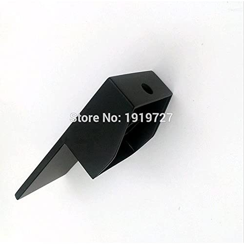 durable modeling HYY@ Square Black Style Bath Shower Bathtub Wall Sink Basin Mixer Tap Wels Bathroom Vanity Spout Faucet