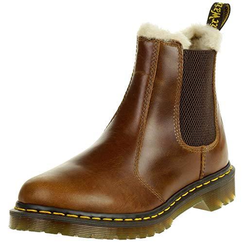 W Womens Dr Chelsea 2976 18 A Martens Butterscotch Boot qUC1Av
