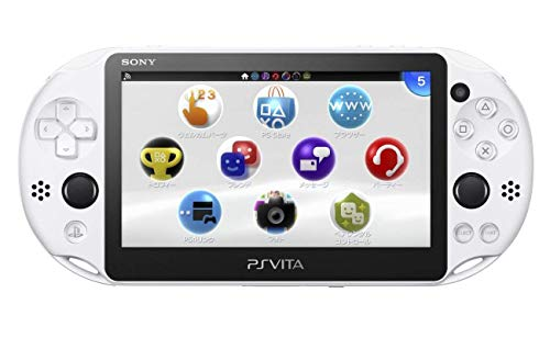 Sony Playstation Vita Wi-Fi 2000 Series Slim  (Glacier ()
