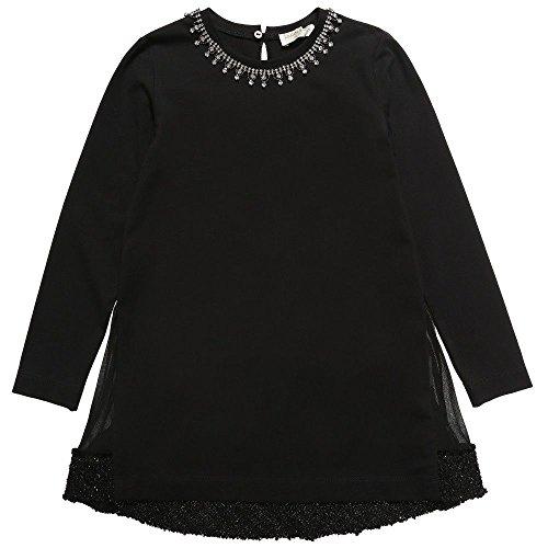 Monnalisa Black Tunic by Monnalisa
