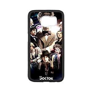 Doctor Who Samsung Galaxy S6 Cell Phone Case Black Gift pjz003_3317055