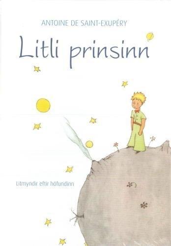 Litli prinsinn / The Little Prince (in Icelandic) 2014