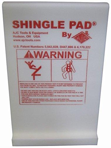AJC Tools 140-SP Roofing Shingle Kneeling Pad