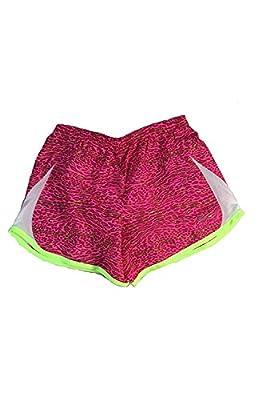 Nike Girls Tempo Dri-Fit Running Shorts Pink 835548-667