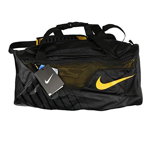 Nike Vapor Max Air NCAA College Missouri Tigers Team Training Medium Duffle Bag, (3174 Cubic ()