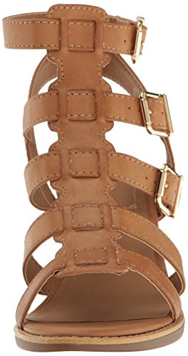 White Mountain Womens Gemmy Leather Open Toe Casual Strappy Sandals Natural fiilTop0O
