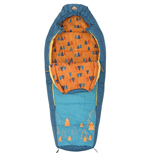 (Kelty Woobie 30 Degree Kids Sleeping Bag - Veridian )