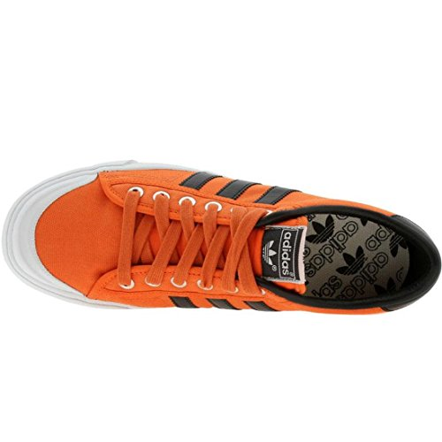 Adidas Heren Indoor Tennis Oranje / Zwart / Wit