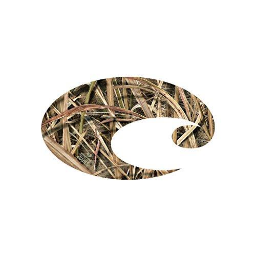 Costa Mossy Oak Camo Sticker - Small (4.25W x 2.5H)