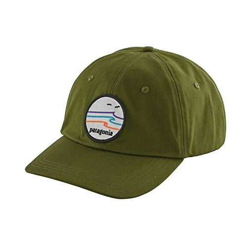 Patagonia Tide Ride Trad Gorra de Pesca, Hombre, sprouted Green ...