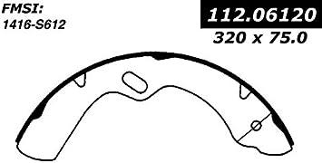 Centric Parts 112.06120 Brake Shoe