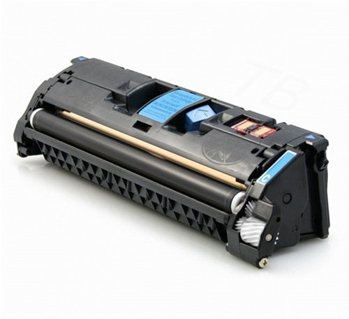 Calitoner Remanufactured Laser Toner Cartridge Replacement for HP C9701A (121A) - Cyan -