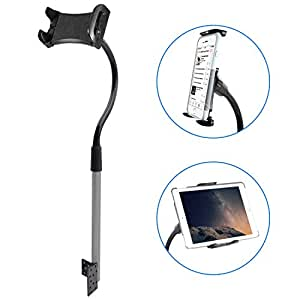 Macally Car/Truck Seat Rail Phone and Tablet Holder Mount for Car Floor  Mount iPhone iPhone Xs MAX X XR 8/8Plus 7/7 Plus & iPad/iPad Pro
