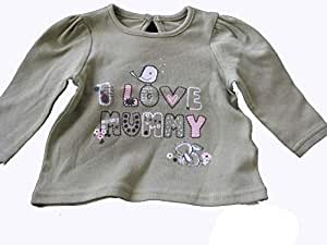 Grey Top & Shirt For Girls