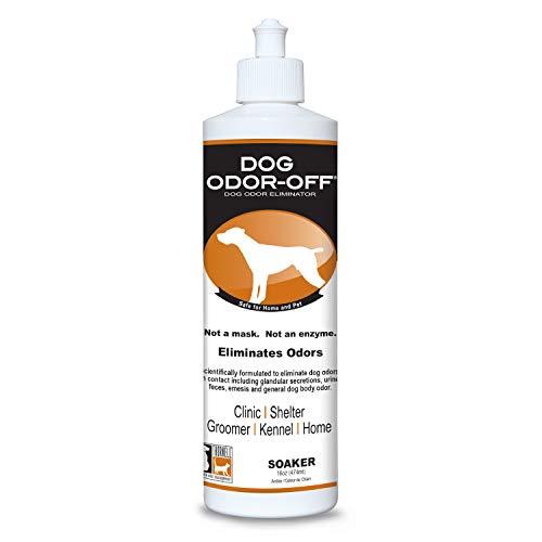 Thornell Dog Odor Off 16 oz Soaker Bottle