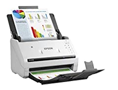 Delivering high-quality scans at speeds up to 35 ppm/70 ipm (1), the DS-575W document scanner gives fast-paced businesses the solutions they need for more efficient document management. Wirelessly scan critical documents to smartphones...