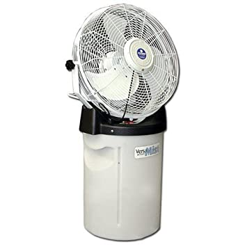 Lovely Portable Low Pressure Misting Fan